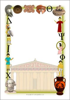 Greece clipart early  unit Time free of