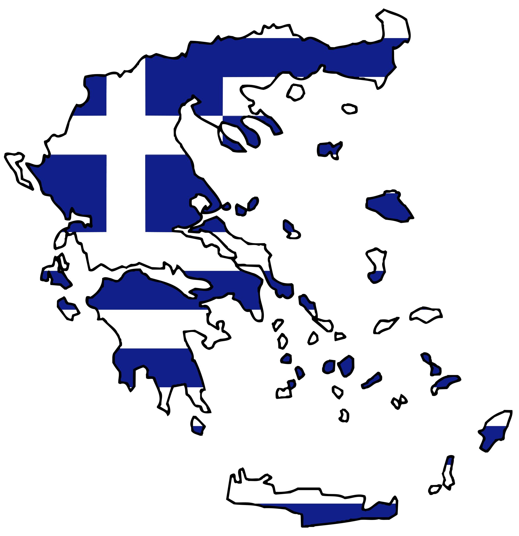 Greece clipart greece map Letter Art greek Pinterest flag