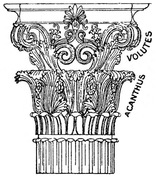 Architecture clipart column style Greek 3 3 ORDER jpg