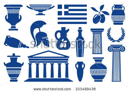 Greece clipart greek food Culture more symbols Greek Restaurant