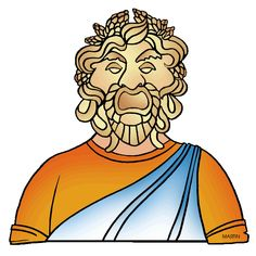Rome clipart greek king  Greek Ancient 6 King