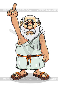 Greece clipart greek person Download Man Clipart Ancient Man