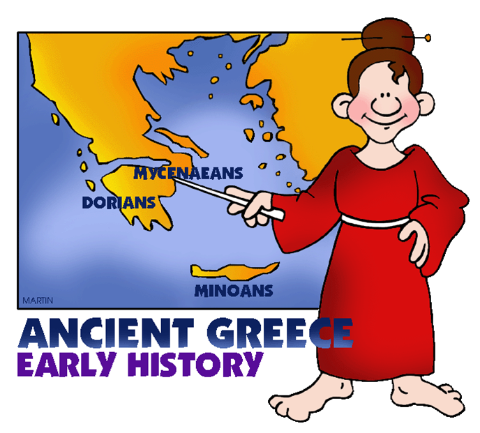 Greece clipart greek person EARLY THE Chamberi History MINOAN