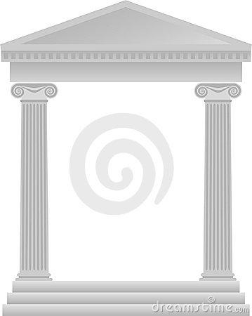 Greece clipart greek pillar Art Greek Greek pillars –