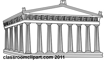 Parthenon clipart black and white Cliparts and · Clipart Cliparts