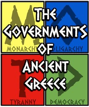 Greece clipart greek tyrant 109 Oligarchy Comparing Government: Democracy