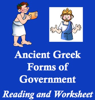 Greece clipart greek tyrant Oligarchy of Forms collection Government