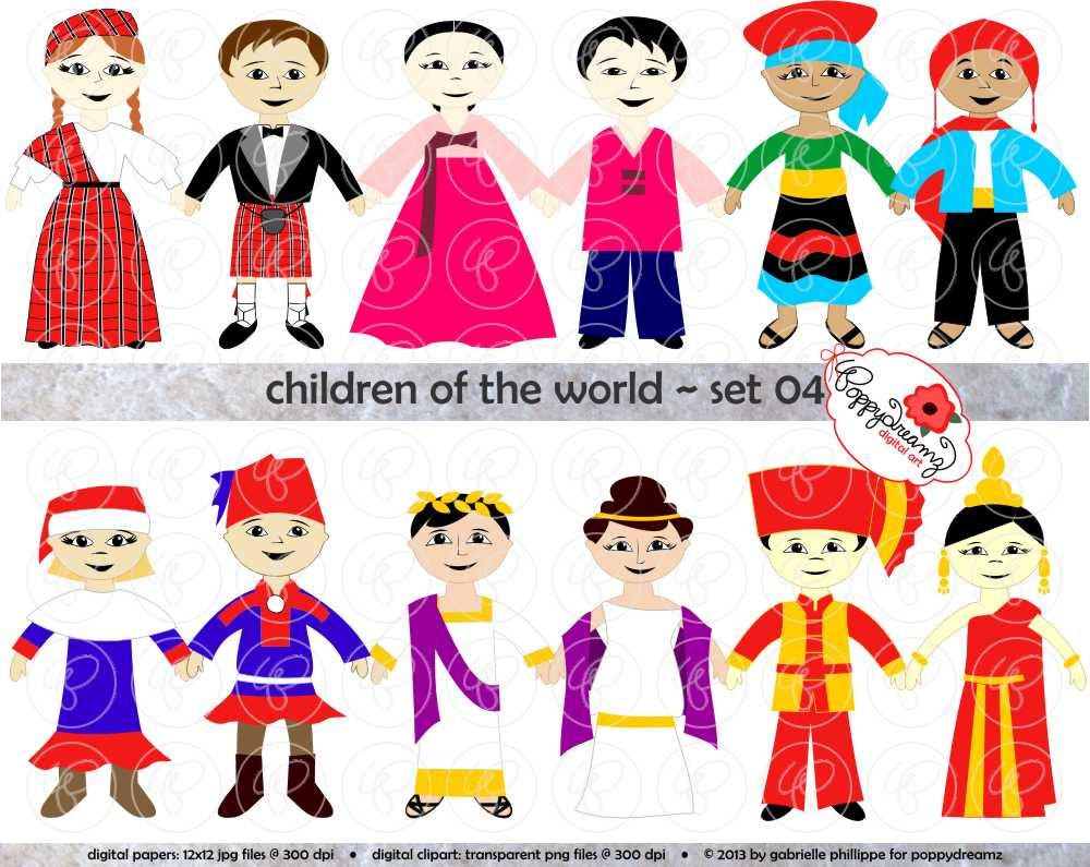 Greece clipart kid Greece Digital Scotland World (Set