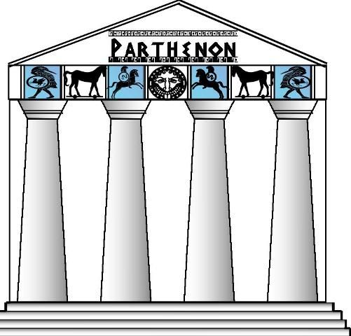 Parthenon clipart palace Greece  25+ Lapbook Pinterest