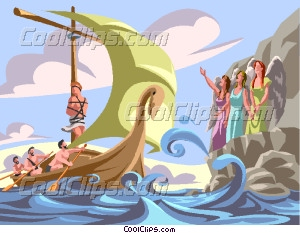 Mythology clipart odysseus Clip The The art and