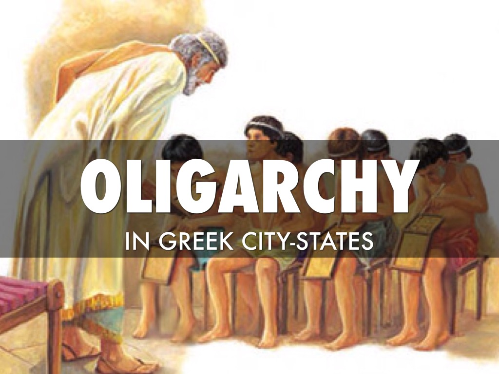 Greece clipart oligarchy Oligarchy by Greece Government its