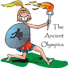 Greece clipart olympics 1984 Ancient Olympics 1984 Los