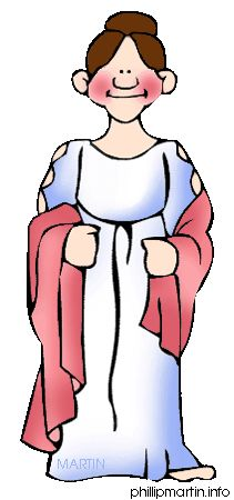 Woman clipart bible History Ancient Hill Wonders Reading
