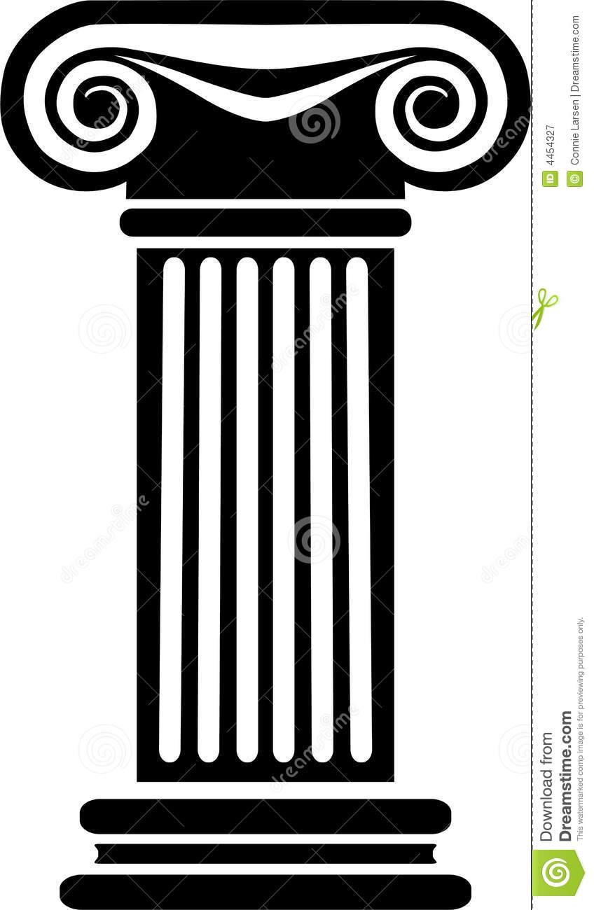 Temple clipart greek pillar Column Images Clipart 20clipart column%20clipart