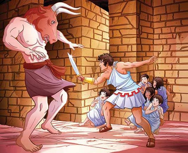 Greece clipart theseus Ancient this Greek Ancient for