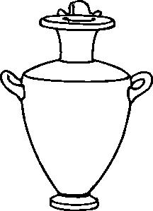 Greece clipart urn Com Art Clker vector Greek