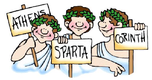 Ancient clipart sparta Ancient  Greece