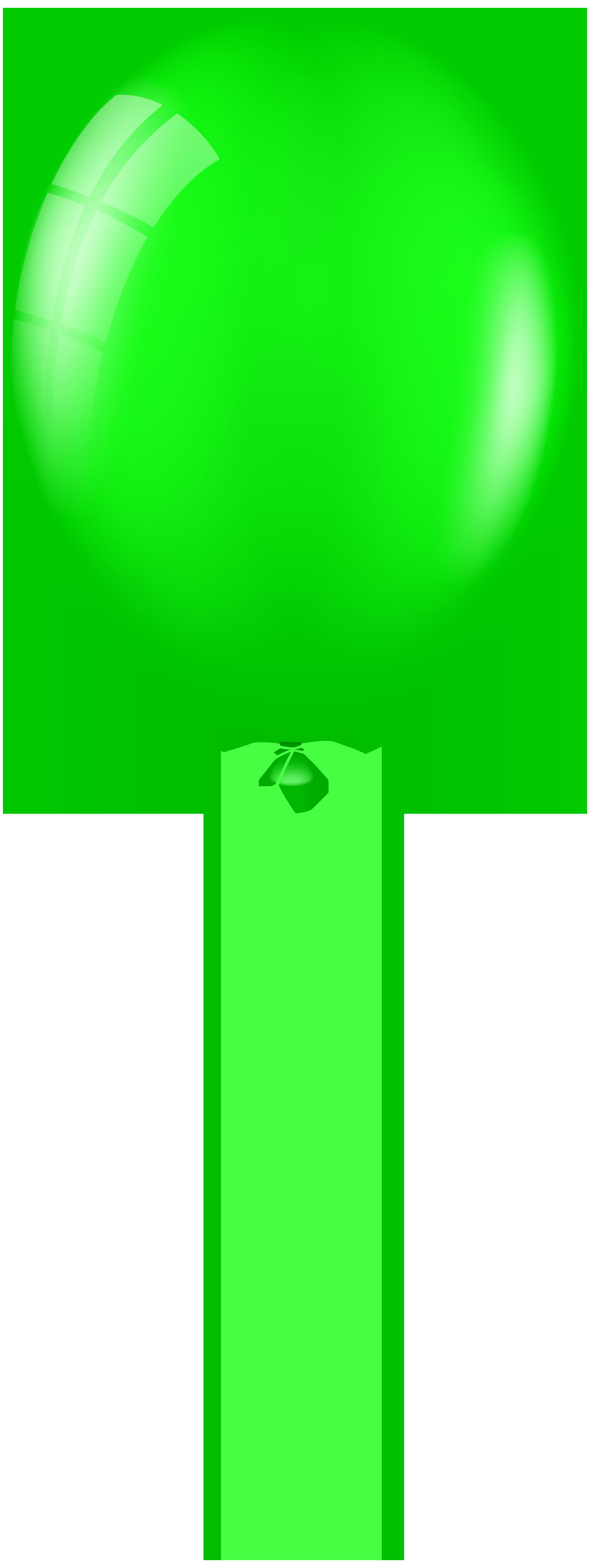Balloon clipart oval Green Art Best Clip Balloon