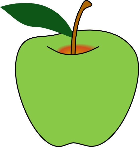 Mango clipart apple And green image cliparts apple