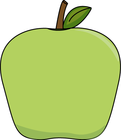 Apple clipart printable Apple Green Apple & Image