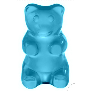 Blue clipart gummy bear Usee! by Polyvore mk BEARS!!!