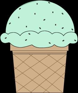 Mint clipart chocolate ice cream Ice Clip Art Mint Ice