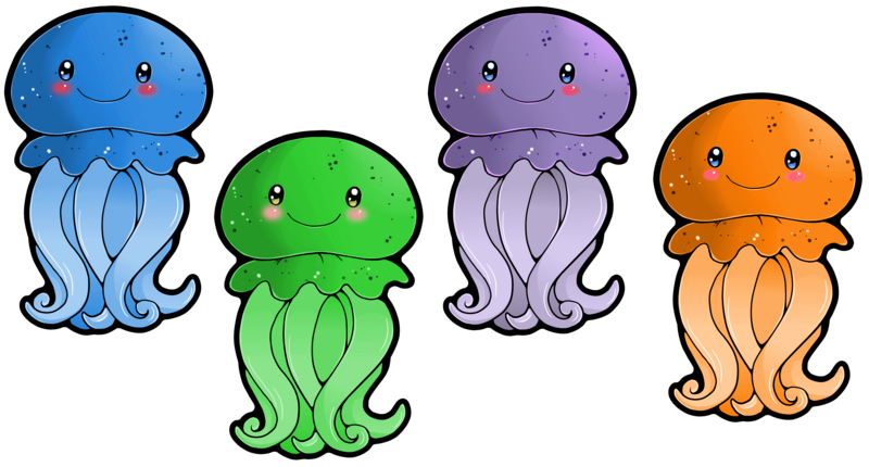 Brown clipart jellyfish Clipart leftist%20clipart Jellyfish Free Cute
