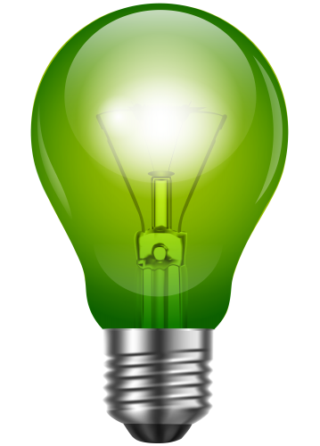 Bulb clipart uses light Bulb Green Art Light PNG