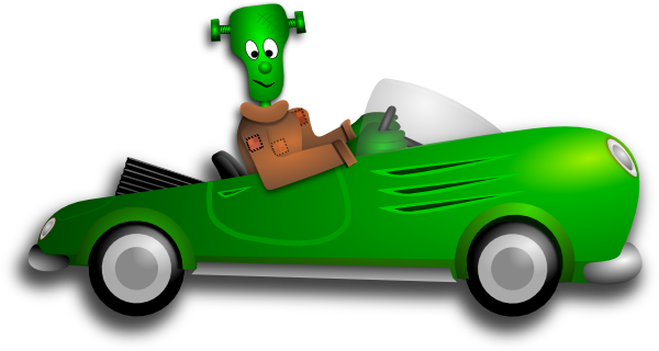 Race Car clipart green Pics Clip for Clip Free