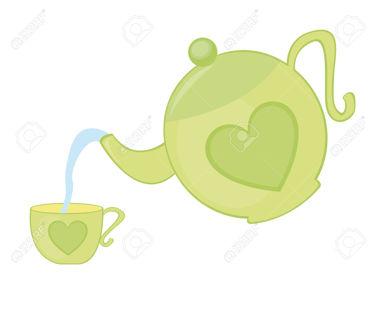 Teapot clipart teacup Free Art Pictures Teapot Clipartix