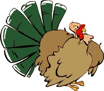 Turkey clipart angry #4