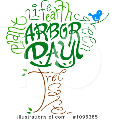 Green Day clipart arbor day Day Free by Arbor BNP