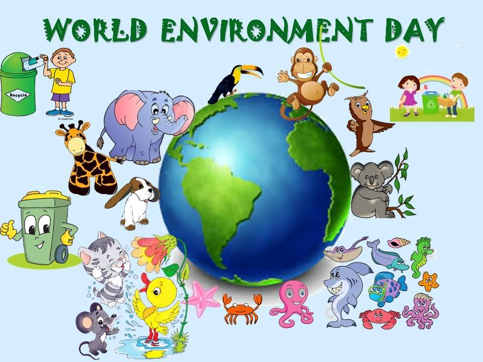 Green Day clipart beautiful environment Wonderful Day Picture Beautiful Environment