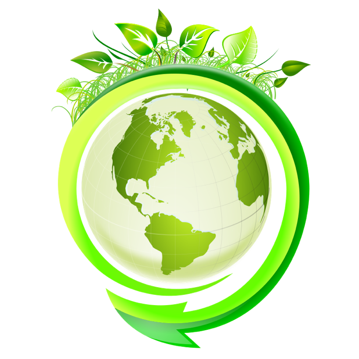 Green Day clipart beautiful environment Graphics Environmental Eco Clipart Day