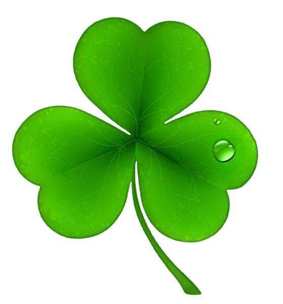 Green Day clipart clover Png Day patrick's on 80