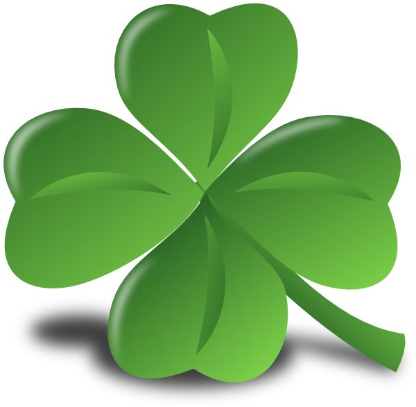 Green Day clipart clover Day Day saint Pinterest best