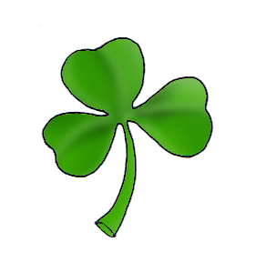 Green Day clipart clover St clipart  St Clipart