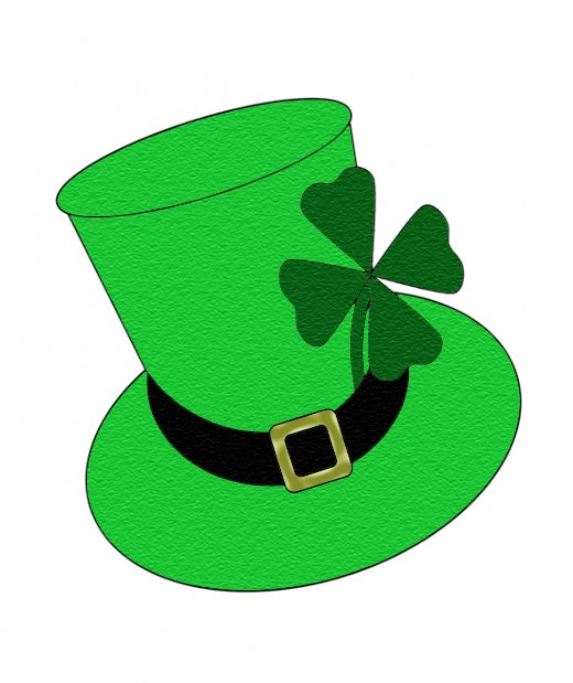 Green Day clipart clover Art 65 Patrick Clipart Image