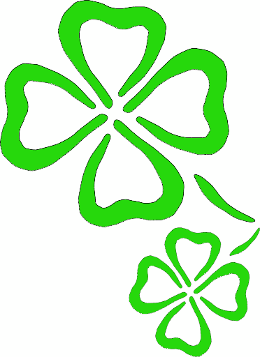 Green Day clipart clover Clipart Clipart Free art