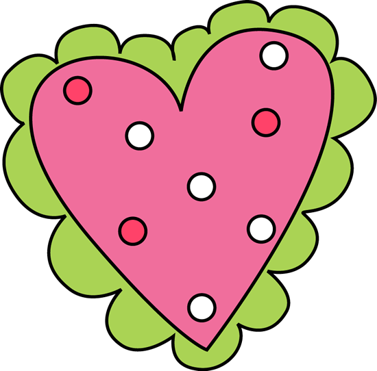 Green Day clipart cute Clip Images Day Art Valentine's