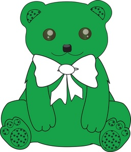 Bear clipart green Clipart Cute Bear Clipart cute%20baby%20bear%20clipart