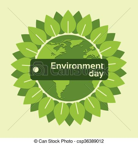 Green Day clipart enviroment Environment Day Green of Day