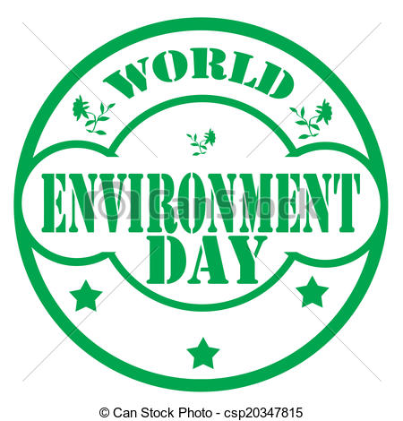 Green Day clipart enviroment Stamp with Art stamp Day