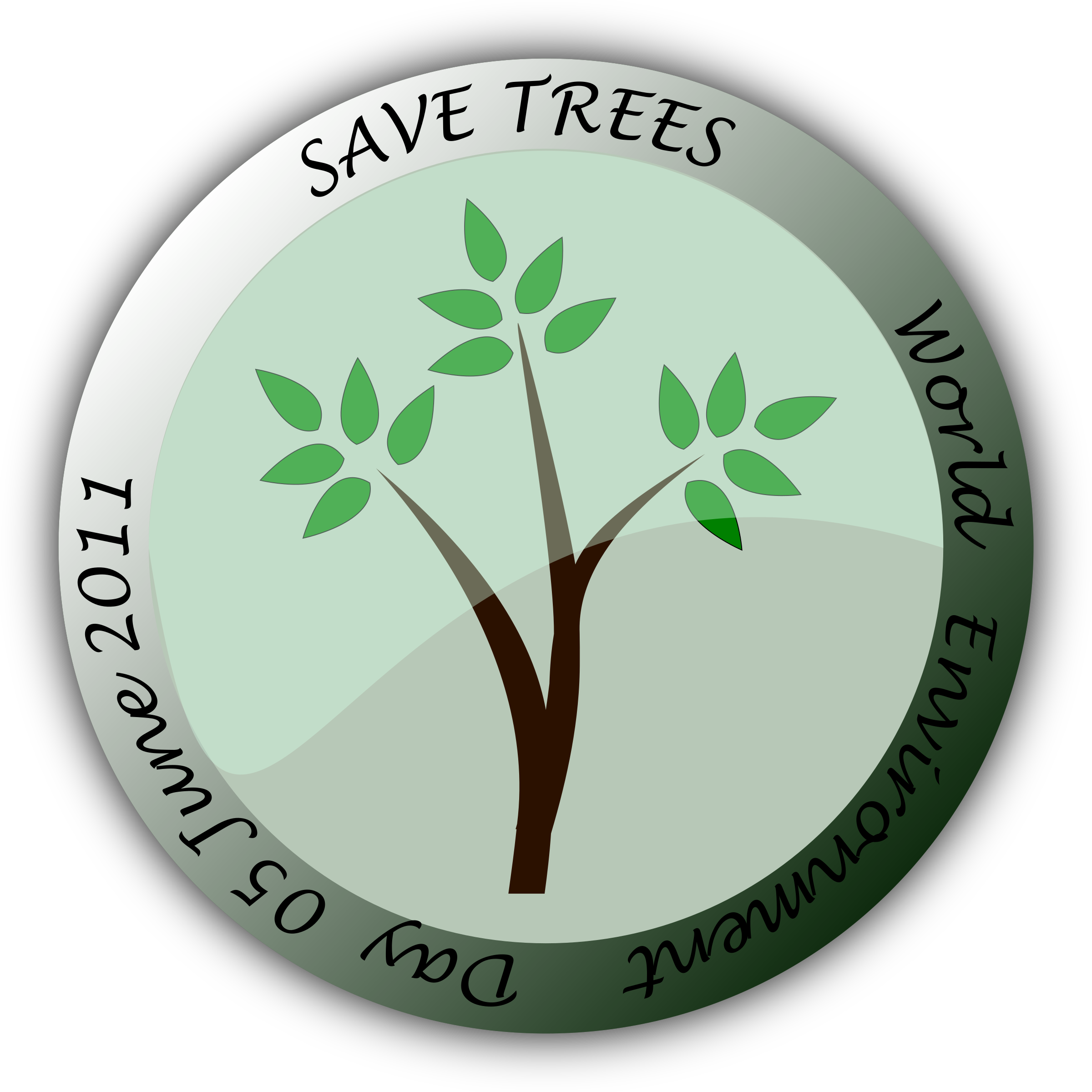Green Day clipart enviroment Environment Day Clipart Day Environment
