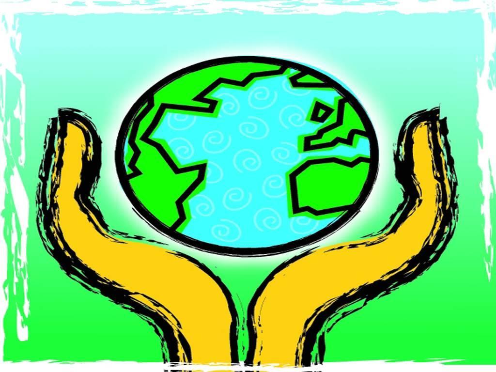 Green Day clipart enviroment Mark World Visakhapatnam Green World