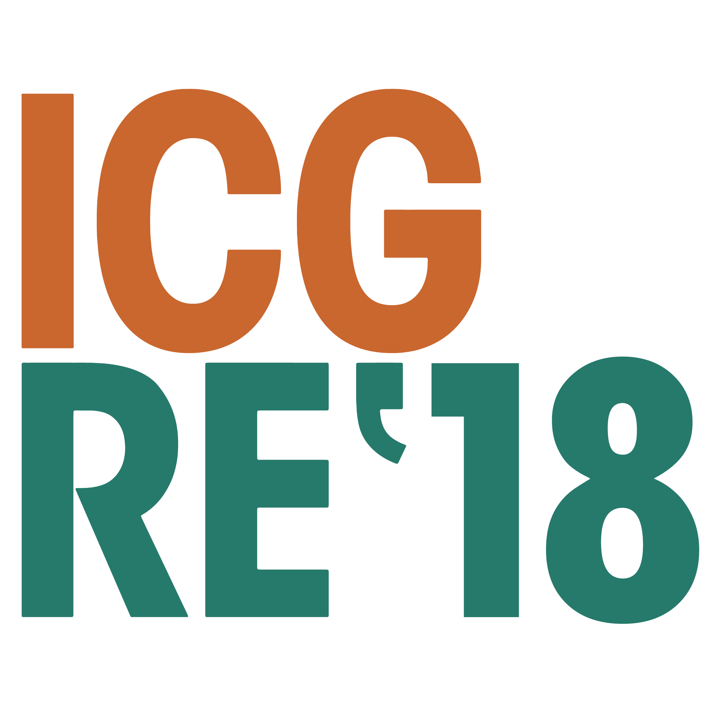 Green Day clipart environmental engineering (ICGRE'18) on Research CSEE'18 3rd