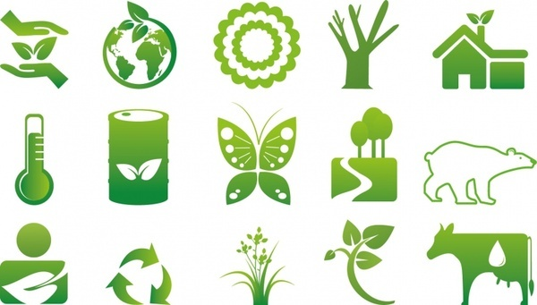 Green Day clipart environmental engineering Vector) free download for Environmental