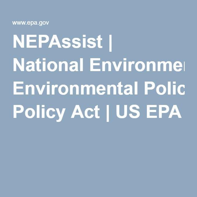 Green Day clipart environmental policy Act NEPAssist 20+ ideas Environmental