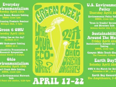 Green Day clipart environmental policy OWU's OWU's – OWU &