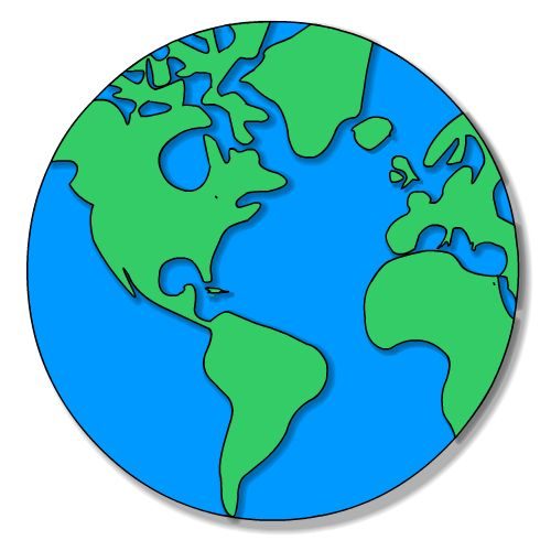 Green Day clipart globe And clipartwiz clipartwiz Earth and